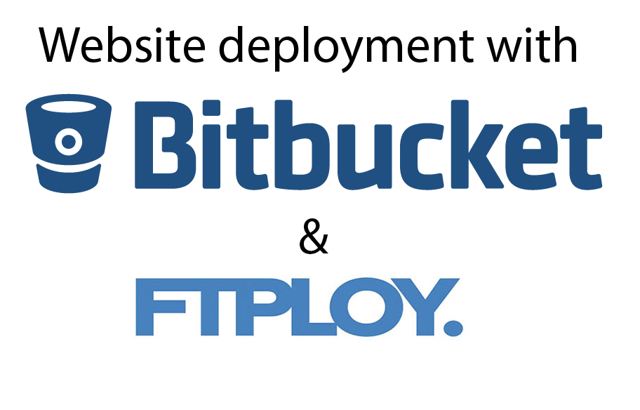 Website deployment with Bitbucket and FTPloy