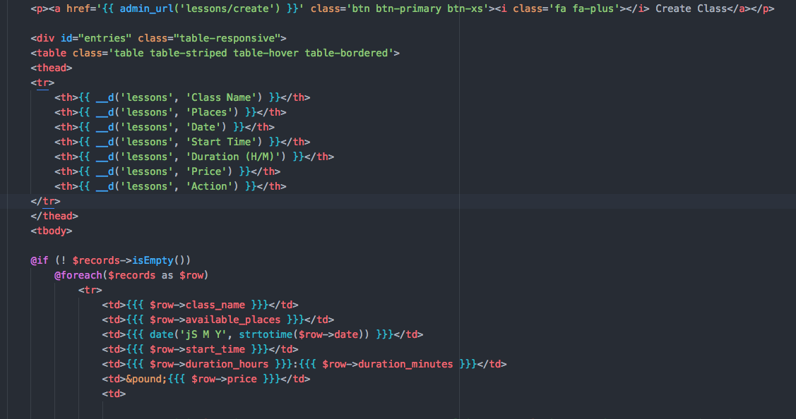 Use TPL syntax highlighting in Atom with Nova Framework