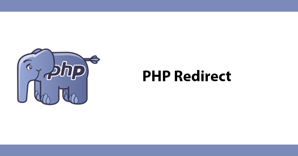 PHP Redirect
