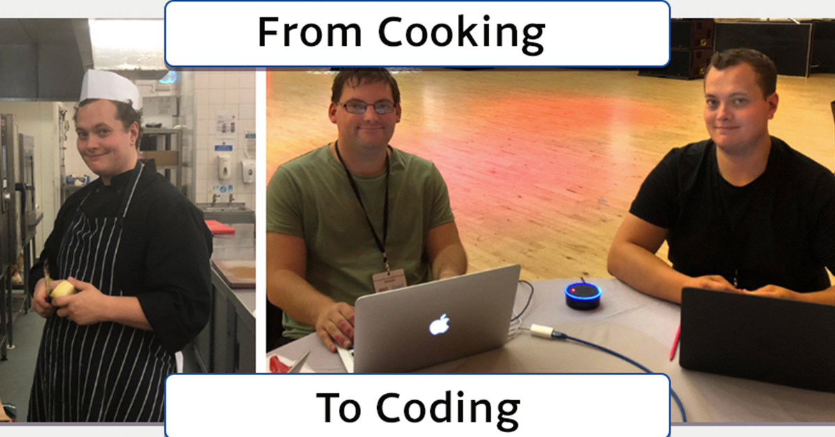 From Cooking to Coding