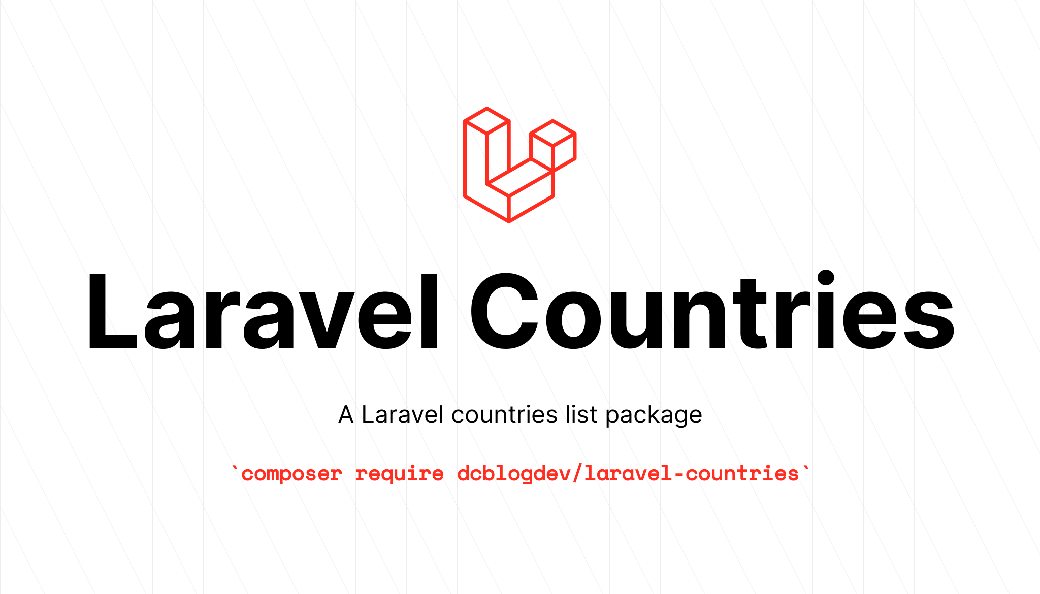 Laravel Countries